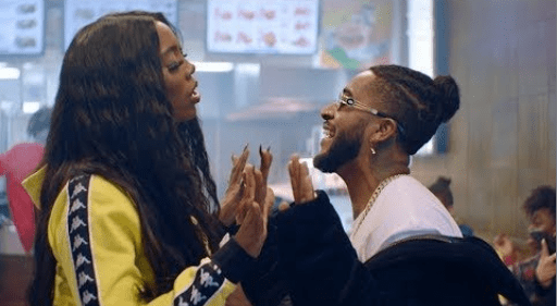 VIDEO: Tiwa Savage ft Omarion - Get It Now (Remix)